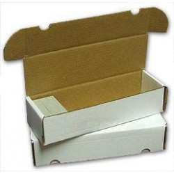 Storage Box 1000 cards with...