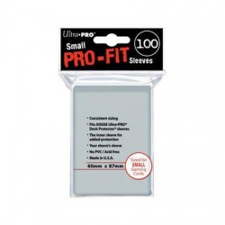 Ultra Pro - 100 Small Pro-Fit