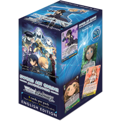 Booster Pack Sword Art...