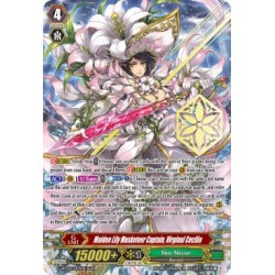 Maiden Lily Musketeer...