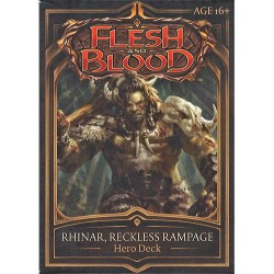 Brute Deck - Flesh & Blood...