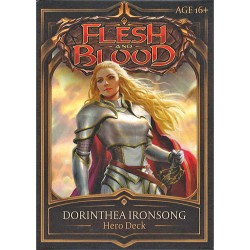 Warrior Deck - Flesh &...