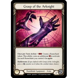 Grasp of the Arknight FOIL...