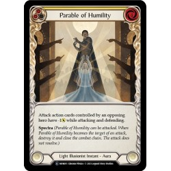 Parable of Humility