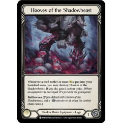 Hooves of the Shadowbeast