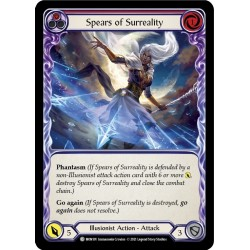 Spears of Surreality [FOIL]