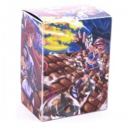 Max Deck Box Shuriken Girl...